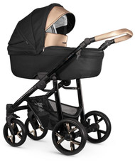 Venicci Lanco Collection 2in1 Travel System -  Black