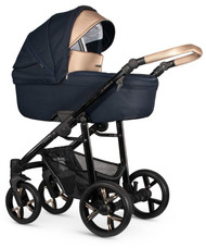 Venicci Lanco Collection 2in1 Travel System -  Navy Blue