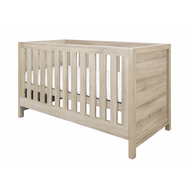 Modena 3 in 1 Cot bed - Oak