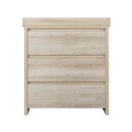 Modena Changing Unit  - Oak