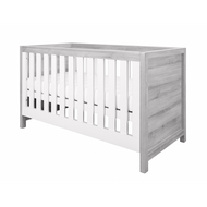 Modena 3 in 1 Cot bed - White/Grey