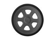 Joolz Geo² Rear Wheels - Shade Grey