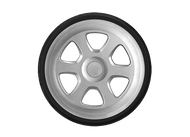 Joolz Geo² Rear Wheels - Silver