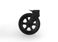 Joolz Geo² front wheels - Black