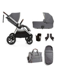 Mamas & Papas Ocarro Essentials Kit – Grey Mist