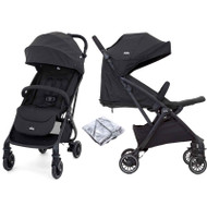 Joie Tourist Pushchair Stroller - Coal