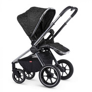 Venicci Tinum 2-in-1 Travel System - Camo Black