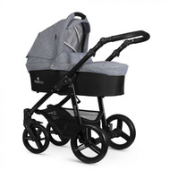 Venicci Soft Edition 2 in 1 Travel System – Soft Medium Grey