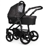 Venicci Soft Edition 2 in 1 Travel System – Soft Denim Black