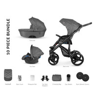 Venicci Asti 3 in 1 Travel System – Asti Graphite