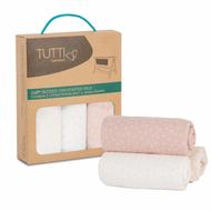Tutti Bambini CoZee Starter Pack - Pink / Rose