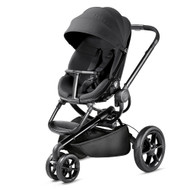 Quinny Moodd Pushchair - Black Devotion
