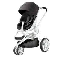 Quinny Moodd Pushchair - Black Irony