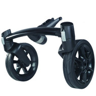 Quinny Moodd 4 Front Wheel Unit - Black