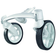 Quinny Moodd 4 Front Wheel Unit - White