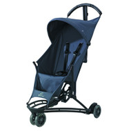 Quinny Yezz Stroller + Raincover - Grey Road