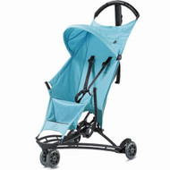 Quinny Yezz Stroller + Raincover - Blue Loop