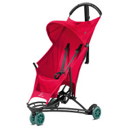 Quinny Yezz Stroller + Raincover - Bold Berry