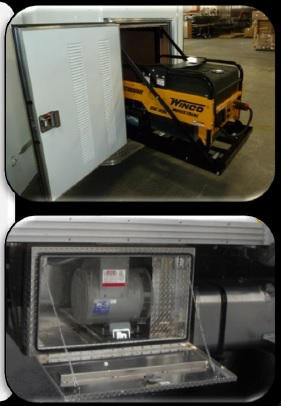 Cool Machines Insulation Machine Truck And Trailer Systems Generators