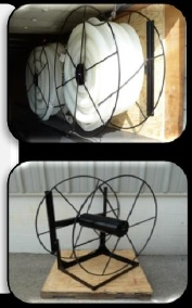 Cool Machines Insulation Machine Truck And Trailer Systems Hose Reel