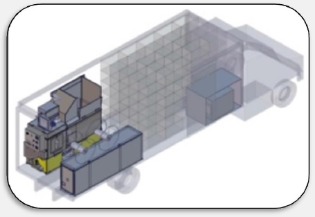 Cool Machines Insulation Machine Truck And Trailer Systems Options