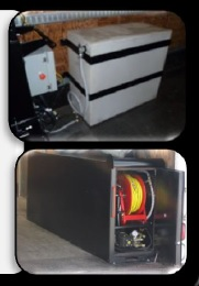 Cool Machines Insulation Machine Truck And Trailer Systems Water Tank