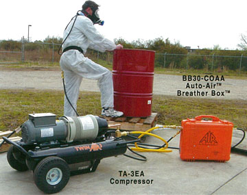 Selecting Grade D Breathable Air Systems For Sar Supplied Airline