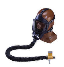 MSA 460863 Full Face Constant Flow Airline Respirator Assembly