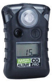 MSA 10076729 ALTAIR Pro Portable Hydrogen Cyanide Monitor Alarms 4.7/10 PPM
