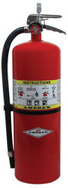 Amerex 564 20lb ABC Dry Chemical 10A:120B:C Compliance Flow Fire Extinguisher