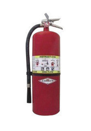 Amerex 762 20lb Purple K Dry Chemical 60-B:C High Flow Portable Fire Extinguisher