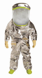 DuPont TK601TLY3X7S 3X SafeSPEC 2.0 28 mil Tychem TK Chemical Protection Suit