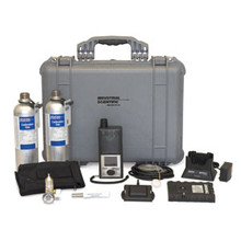 Industrial Scientific MX6KIT-K1230211 Combustible Gas CO H2S O2 Confined Space Kit