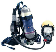 Honeywell 496324 Panther 2002 4500 psig Premium Industrial High Pressure SCBA