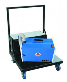 Air Systems SVB-LCRT Mobile Steel Cart For PFE-230