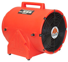 Air Systems CVF-12AC50 12 Inch Confined Space Axial Ventilation Fan