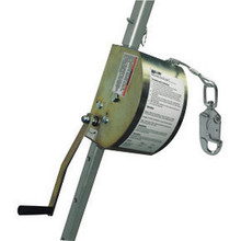 Miller by Honeywell 8442SS/100FT 100Ft ManHandler Personnel Stainless Steel Hoist