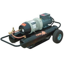 Air Systems TA-3EXP Twin-Air Compressor Explosion Proof