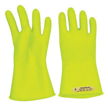 Salisbury By Honeywell E0011Y/8 Size 8 11in Type I Class 00 Low Voltage Lineman Gloves