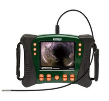 Extech HDV610 HD VideoScope Kit with 5.5mm Flexible Probe