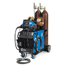 Miller 951381 PipeWorx 400 CC/CV 230-460 Volt 3 Phase 60 Hz Multi Process Pipe Welding System