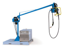 Miller 951527 Swingarc SS-74D CV Boom Mounted Single Wire Feeder Package For .023-5/64 in Wire