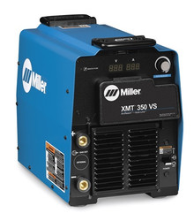 Miller 907224002 XMT 350 VS ArcReach 208-575 Volt 1 or 3 Phase 60 Hz CC/CV Multi Process Welder