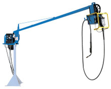Miller 951386 Axcess ROI Swingarc CV 8' Boom Mounted Semi-Automatic Dual Wire Feeder