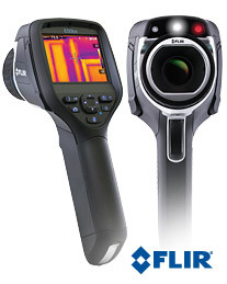 FLIR E50bx Compact Infrared Thermal Imaging Camera with MSX