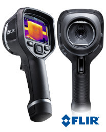 FLIR E5 Compact Infrared Camera with MSX