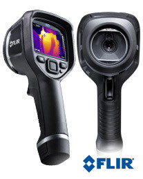 FLIR E8 Compact Infrared Camera with MSX