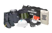 Chicago Protective AG20-CL-S Arc Flash PPE 2 Coat & Legging Kit