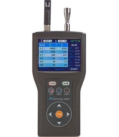 Airy Technologies P611 Handheld Particle Counter