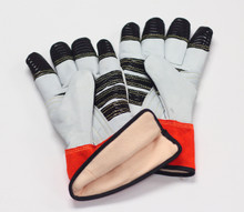 Power Gripz TPG-WG10T 10in Thinsulate Leather Utility Lineman Gloves